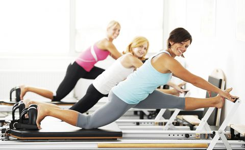 Ladies on Reformer