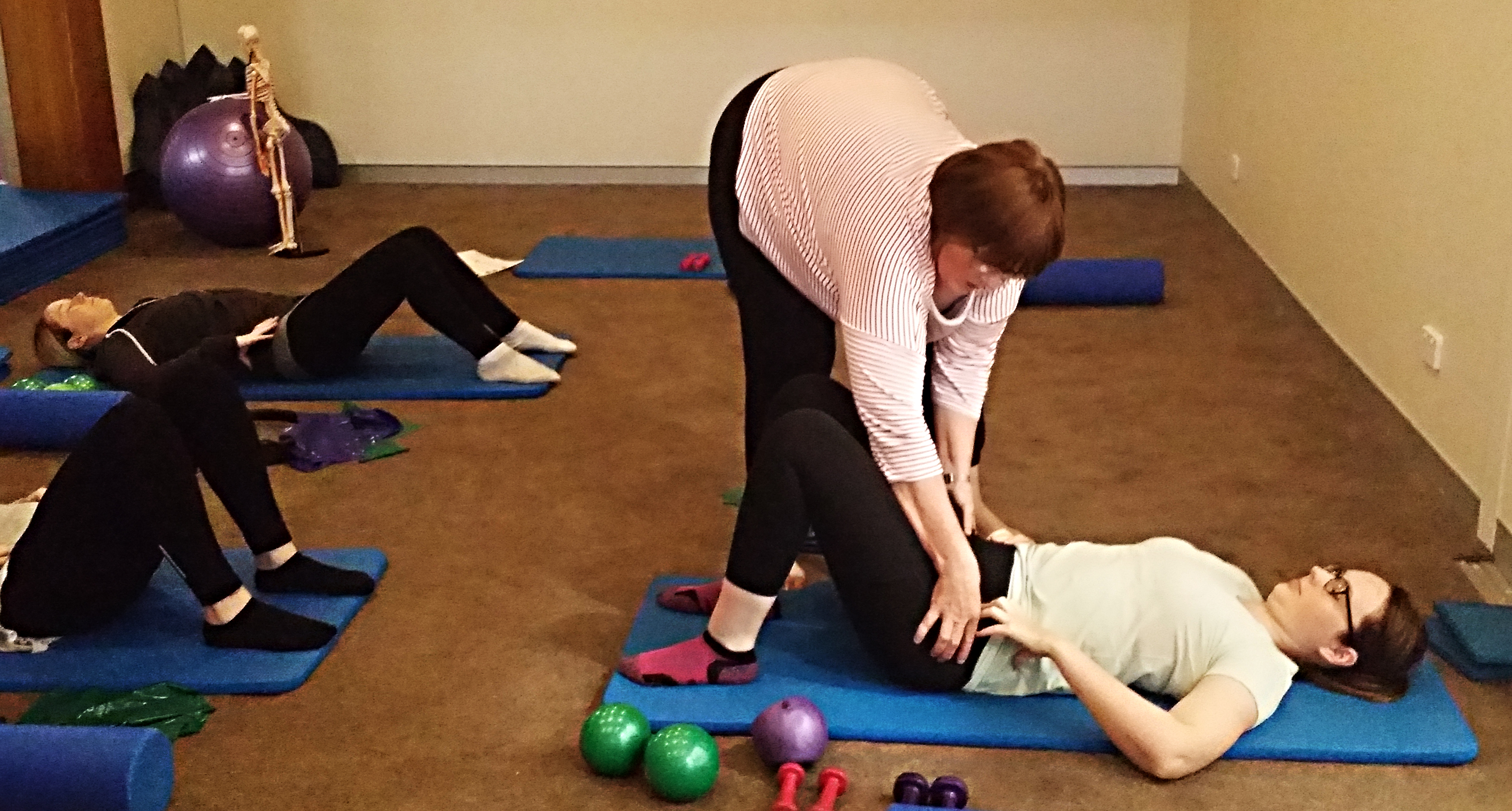 Pilates: a selection of articles