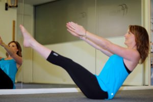 Trialing Matwork Pilates