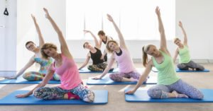 healthy body pilates trial session