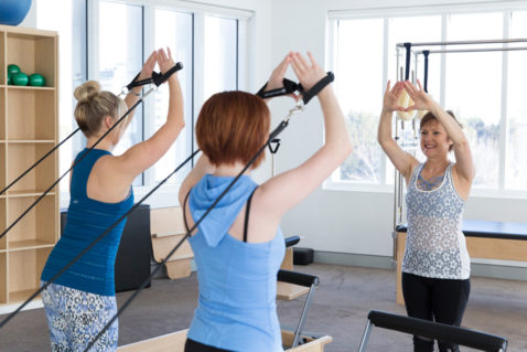 Semi-Private Pilates Woden photo