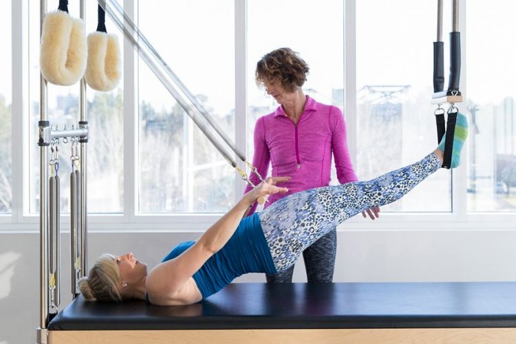 Injury Rehabilitation Pilates