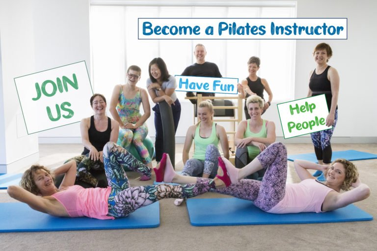 Become a Pilates Instructor