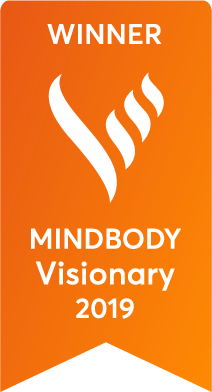 MindBody Visionary Award icon
