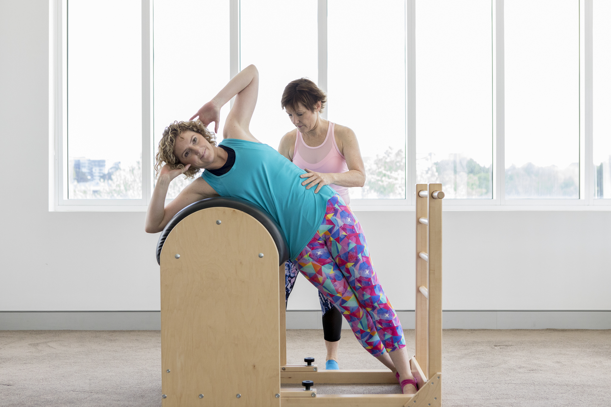 private equipment pilates