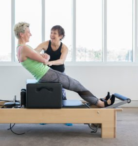 healthy body pilates private